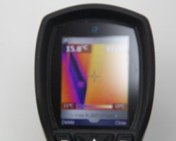Process thermal monitoring